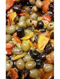italie olijven mix